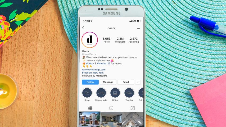 instagram conseils pour devenir influenceuse